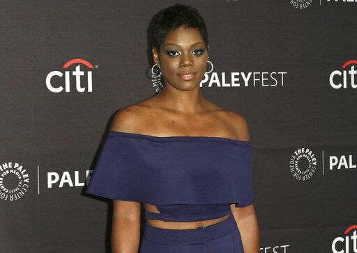 "File-This Sept. 8, 2019, file photo shows Afton Williamson attending the PaleyFest Fall TV Previews of ""The Rookie"" at The Paley Center for Media  in Beverly Hills, Calif. Williamson, star of the ABC crime series ""The Rookie,� says she is quitting the show because of sexual harassment and racial discrimination she experienced during the making of the show's first season. In an Instagram post Sunday, Aug. 4, 2019,  Williamson outlined a series of claims against the show. She said she was sexually assaulted by the show's hair department head, sexually harassed by a recurring guest star and suffered bullying from executive producers. (Photo by Willy Sanjuan/Invision/AP, File)"