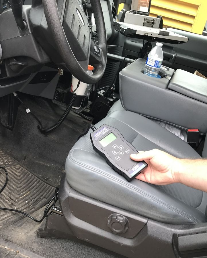 The Lake County Division of Transportation has installed this software to reduce idling time, emissions and fuel costs on 72 vehicles with another 15 planned by the end of the year.
