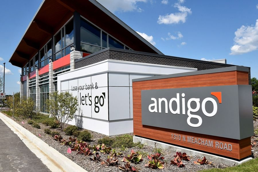 Schaumburg-based Andigo Credit Union announced Monday it will merge with Consumers Credit Union, based in Gurnee, by the end of the year.