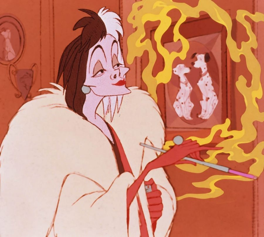 "Cruella de Vil's smoking would put the film ""101 Dalmatians"" in the doghouse with attorneys general targeting tobacco images on streaming services."