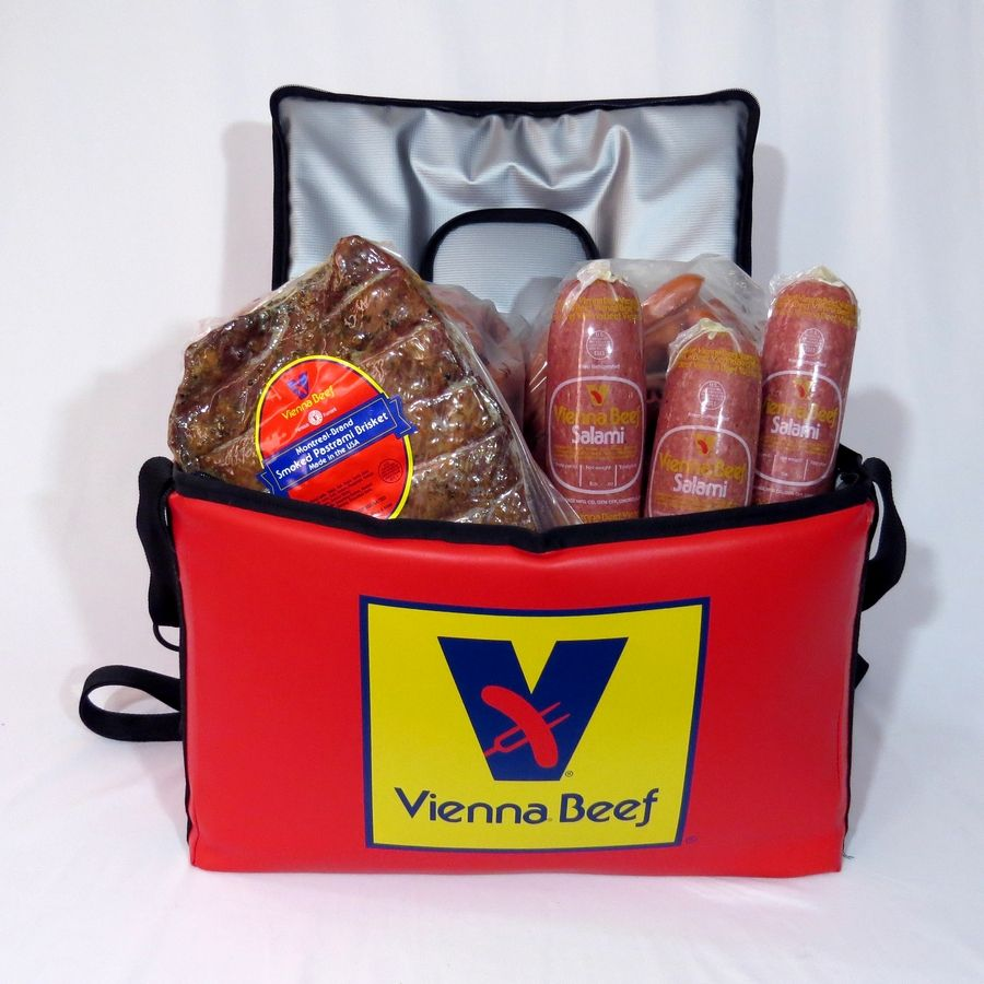 Vienna Beef launches 'Hot Dogs for the Holidays' with new gift line