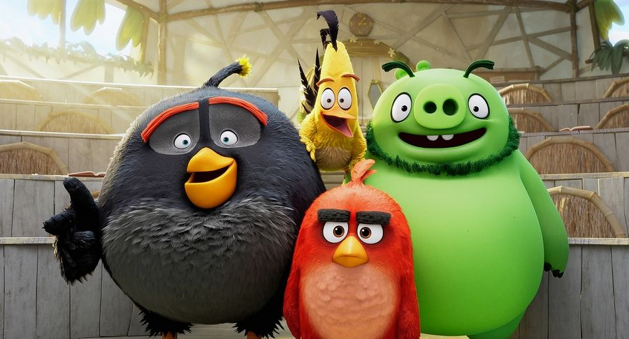 The Angry Birds Movie 2' is better than you think  Really