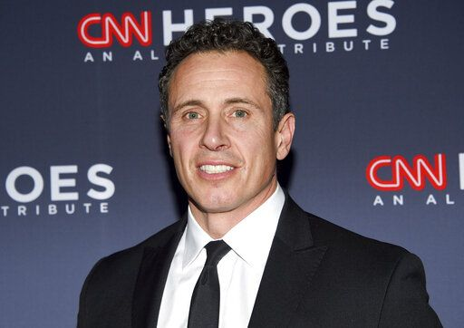"FILE - In this Dec. 8, 2018 file photo, CNN anchor Chris Cuomo attends the 12th annual CNN Heroes: An All-Star Tribute at the American Museum of Natural History in New York.  CNN says it completely supports Cuomo after he was seen on video threatening to push a man down some stairs during a confrontation after the man apparently called him ""Fredo,� in a seeming reference to the ""Godfather� movies. The video appeared Monday, Aug. 12, 2019 on a conservative YouTube channel. (Photo by Evan Agostini/Invision/AP, File)"