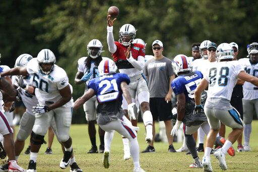 Panthers' Ron Rivera says joint NFL practices are invaluable
