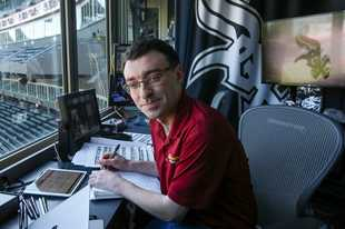 WATCH THE VIDEO: Jason Benetti, the White Sox announcer, discusses an awareness campaign he leads for the Cerebral Palsy Foundation, helping to normalize conversations about people with disabilities, at DAILYHERALD.COM/VIDEOS.