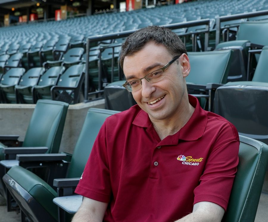 "Chicago White Sox broadcaster Jason Benetti leads an awareness campaign for the Cerebral Palsy Foundation called ""Awkward Moments.""""People have this across-the-board reaction to what they're seeing,"" Benetti says. ""So let's have a little fun with it and see if we can maybe change a couple of reactions."""