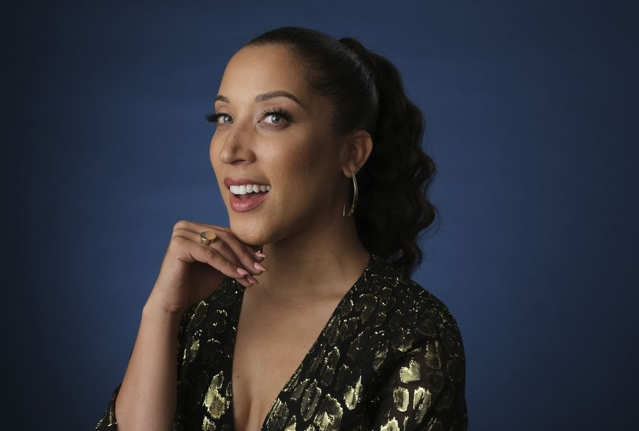 "Robin Thede is the creator, star and executive producer of the HBO comedy series ""A Black Lady Sketch Show."""