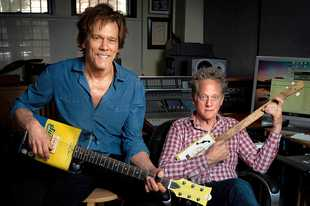 Brothers Kevin Bacon, left, and Michael Bacon perform as The Bacon Brothers at 7:30 p.m. Monday and Tuesday, Aug. 19-20. at the Metropolis Performing Arts Centre in Arlington Heights.