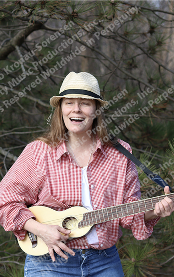 Barb Sorensen, June 2018, Palatine Public Libraryc/p 2015 Emerald City Music Productions, Inc.