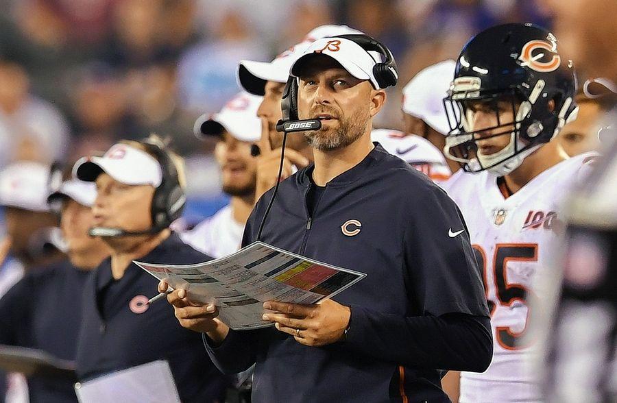 Bears Coach Nagy Defends Lengthy Process To Find Kicker