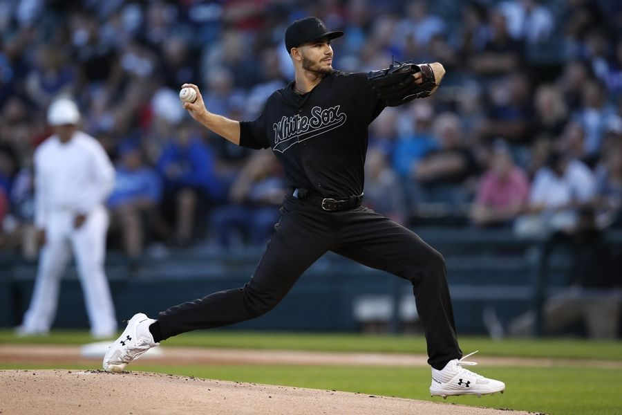 Chicago White Sox starting pitcher Dylan Cease gave up 3 runs early but finished with a career-high 9 strikeouts over 6 innings during Friday's win over the Rangers at Guaranteed Rate Field.