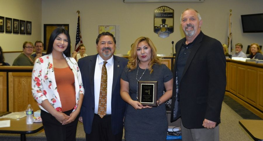 West Chicago City Council Honors 2019 Railroad Days Parade