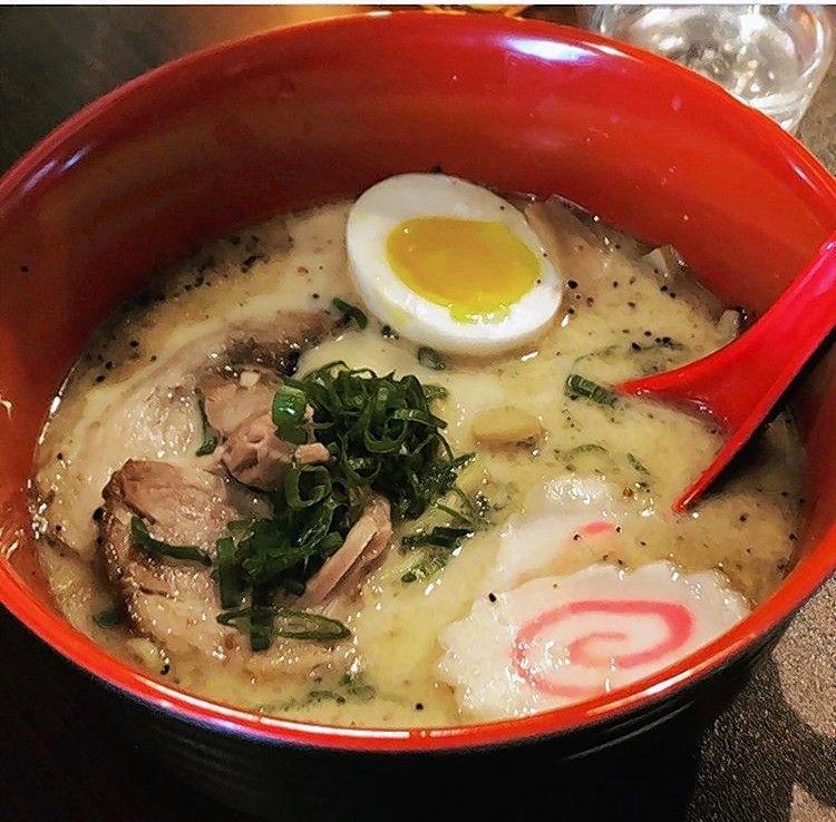 Ramen bowls at Umai Aji-Ya, a Japanese restaurant set to open this fall in Naperville, will feature broth bases, hand-pulled noodles and toppings such as marinated pork belly and soft-boiled eggs.