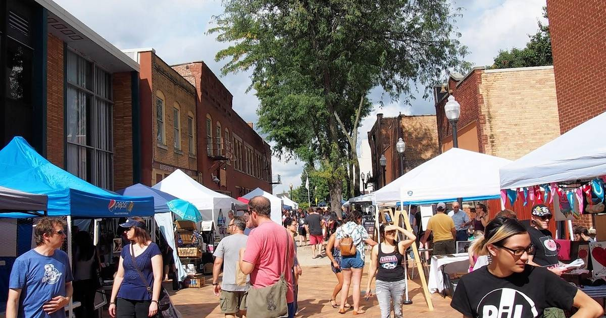 St. Mary  s Parkway: Buffalo Grove Days, Summer Sunset Fest, Naperville`s...