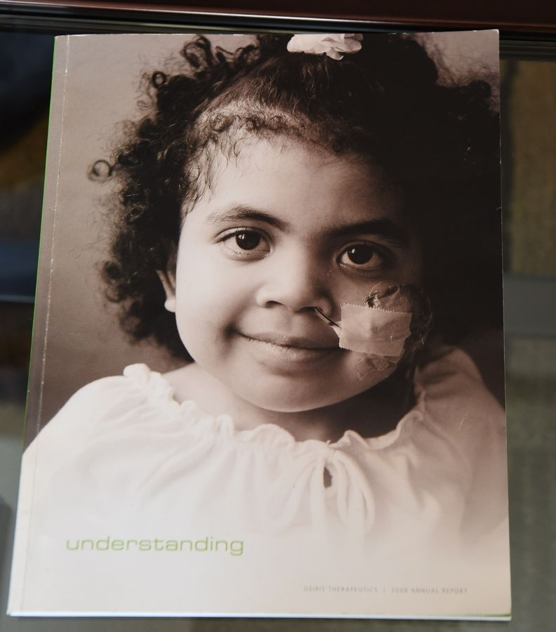 "A book titled ""Understanding"" chronicles Yasmeen Harrison's battles with cancer."