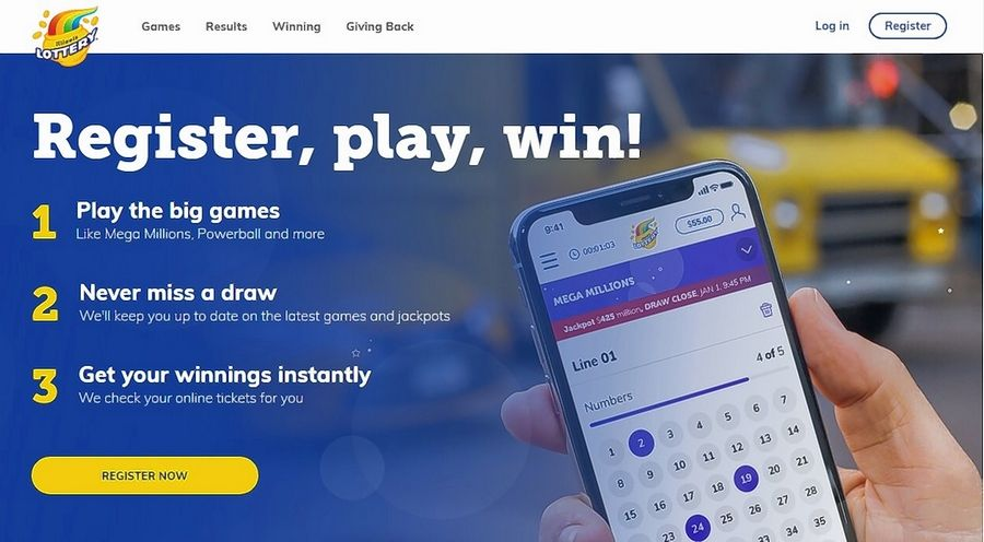 Illinois Lottery expands online, mobile app ticket offerings