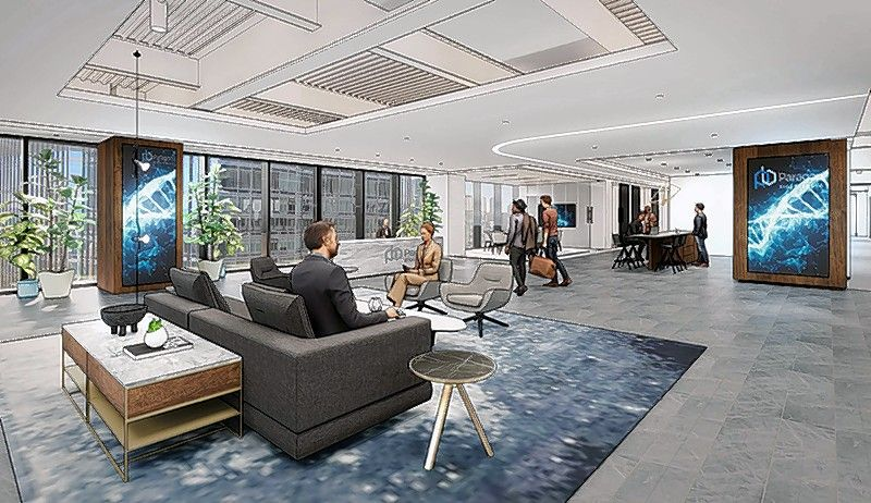 Skender Construction recently launched the interior renovation of the 23,000-square-foot headquarters for Paragon Biosciences LLC, which is moving its headquarters operations from Northbrook to Chicago.