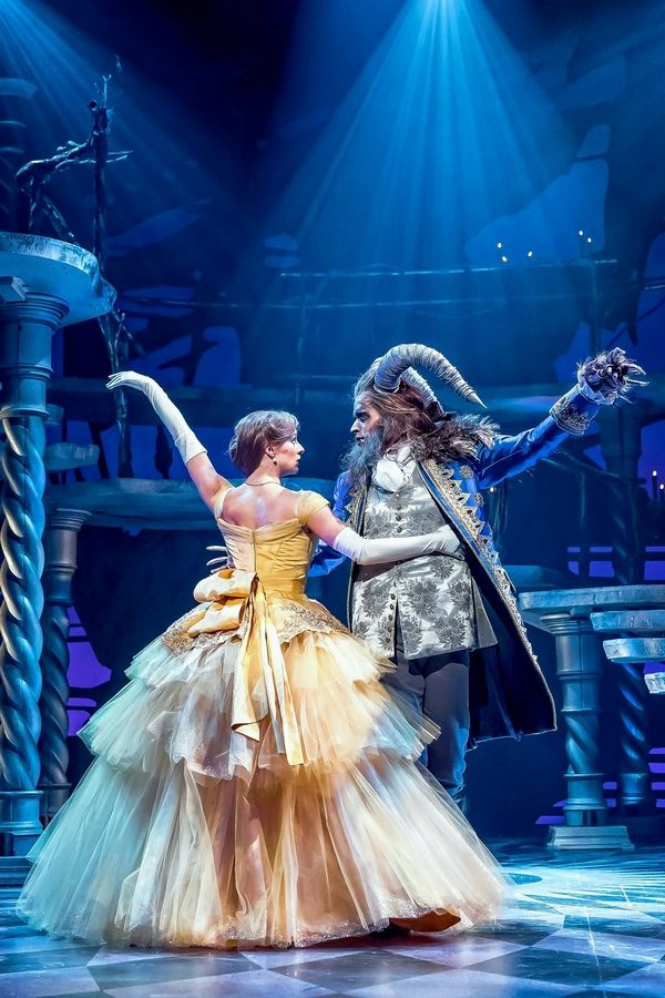 "Drury Lane Theatre's production of ""Disney's Beauty and the Beast"" earned 2019 equity Joseph Jefferson Award nominations for large musical, direction, costume design and lighting design."