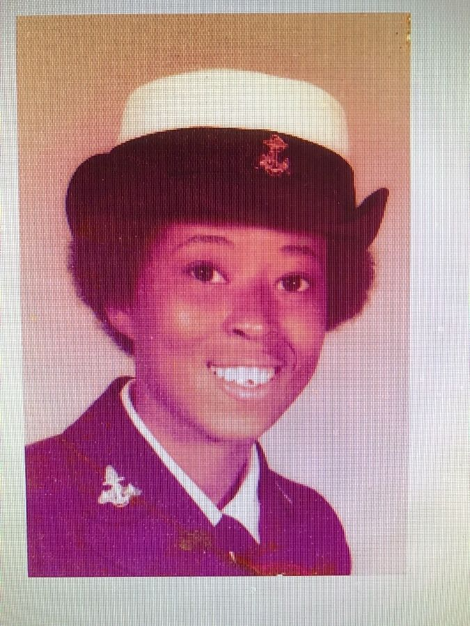 After enlisting in the Navy on Sept. 3, 1973, Mary Roberson endured abuse for being female and black. A licensed clinical professional counselor, Roberson now helps veterans deal with military sexual trauma.