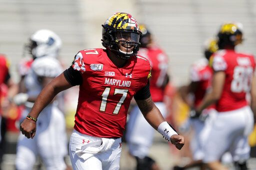 Big Ten 1st impressions: Maryland, OSU look good at QB