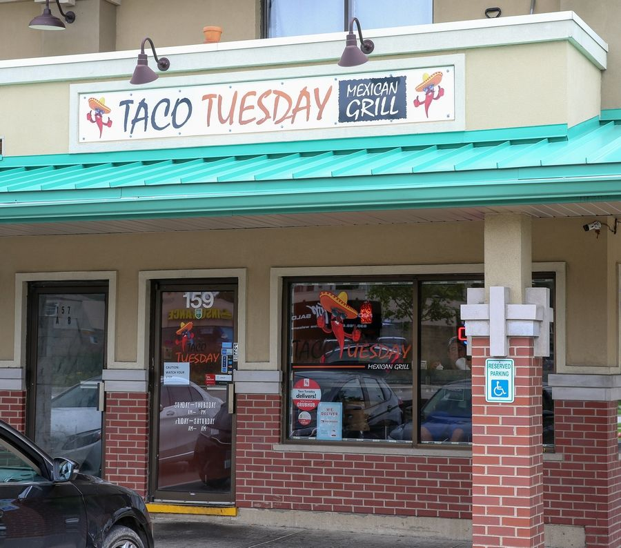 "Taco Tuesday Inc. in Wood Dale is asking the U.S. Patent and Trademark Office to reject an application from a company owned by LeBron James to trademark the phrase ""Taco Tuesday."""