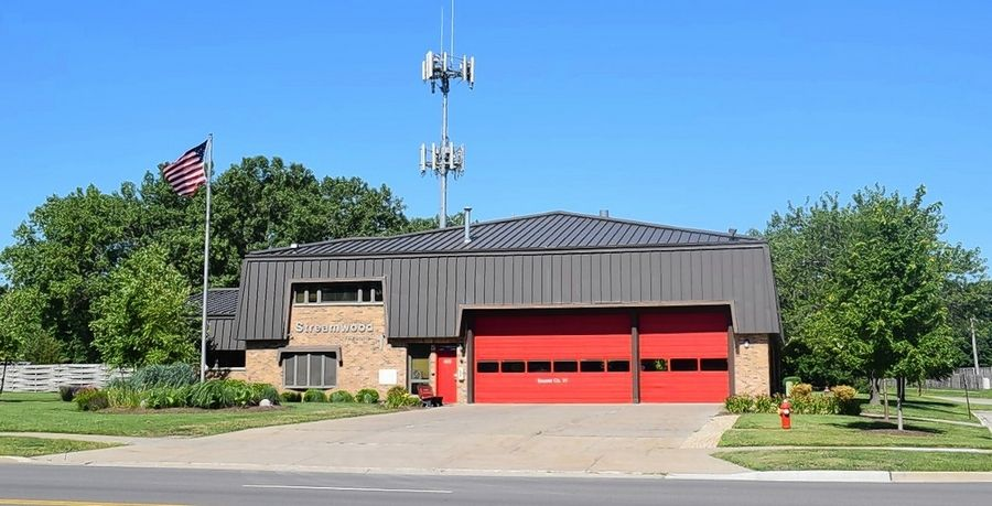 Streamwood's Fire Station 1 at 1204 S. Park Ave., which opened in 1972, may soon be demolished to be replaced by a new facility that would be completed about March 2021.