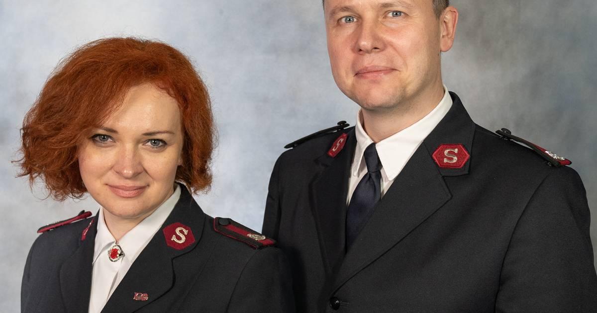 Faces of Faith: Lieutenants in Salvation Armys church