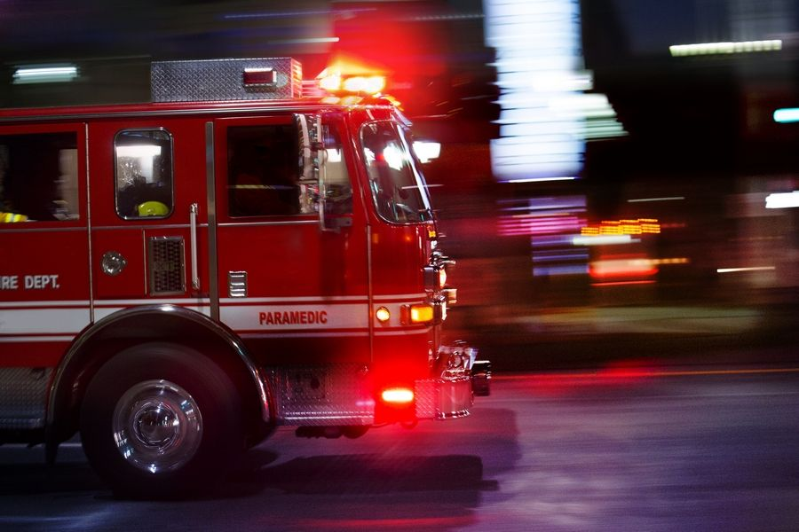 No injuries in St  Charles home fire Friday night