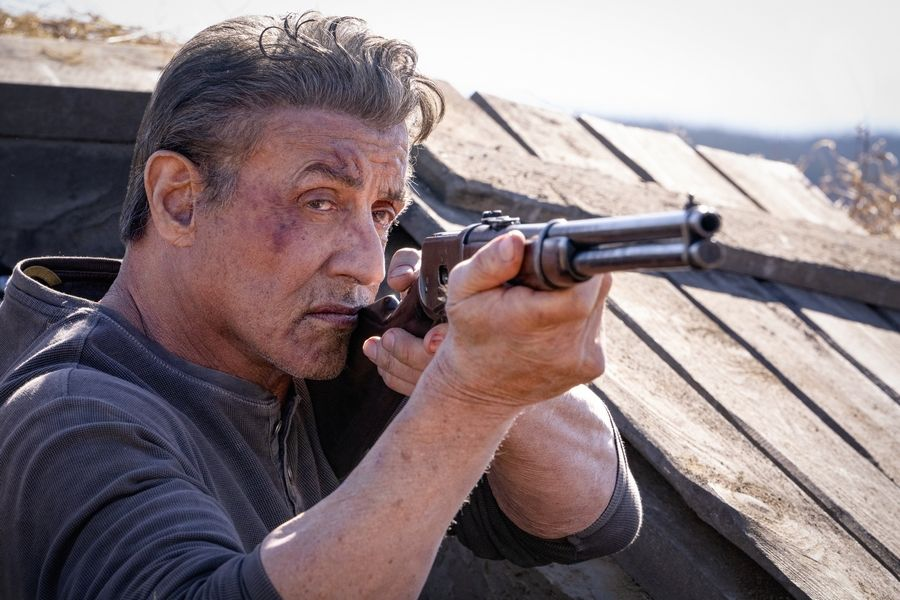 "Sylvester Stallone returns to a familiar role this fall in ""Rambo: Last Blood."""