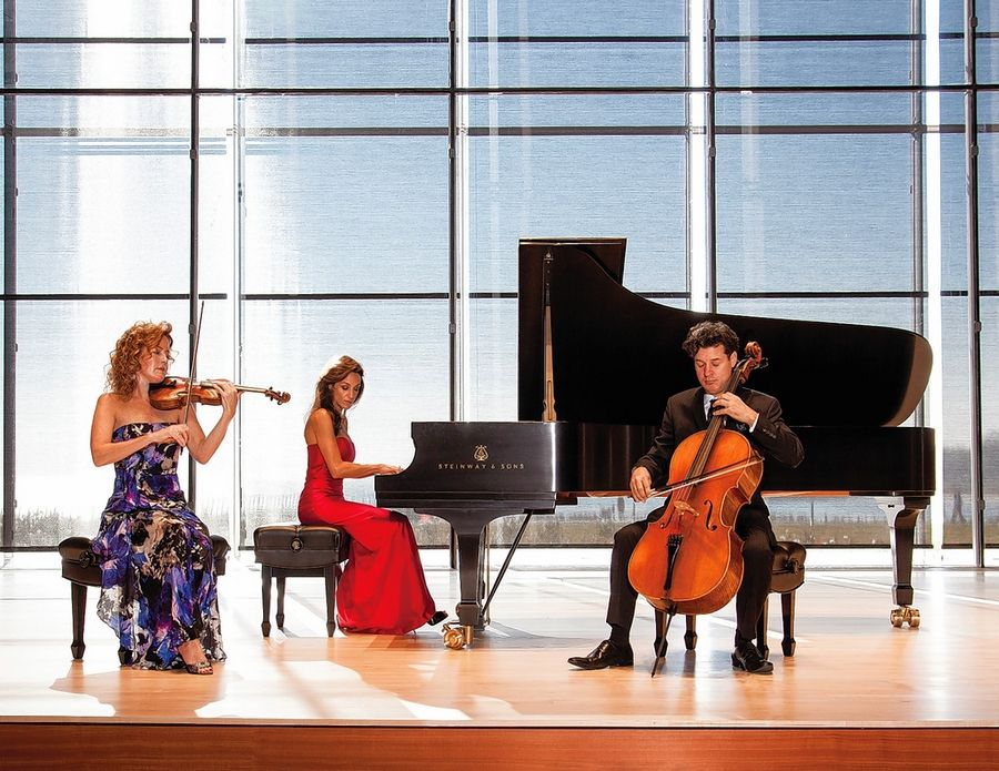 The Lincoln Trio will perform a season opening concert Sept. 14 at Barrington's White House.