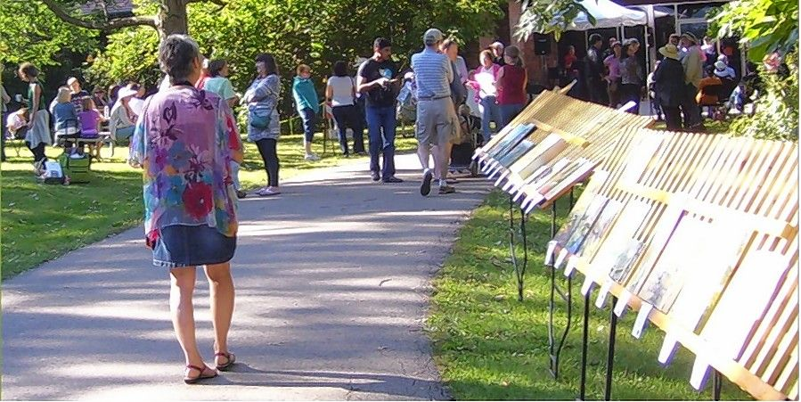 Enjoy a variety of activities including painting with watercolor, drawing with pencils, sculpting, and other art forms at Crabtree Nature Center's Art in Nature: Color the Preserves event, from 11 a.m. to 3 p.m. Sunday, Sept. 15, in Barrington Hills.