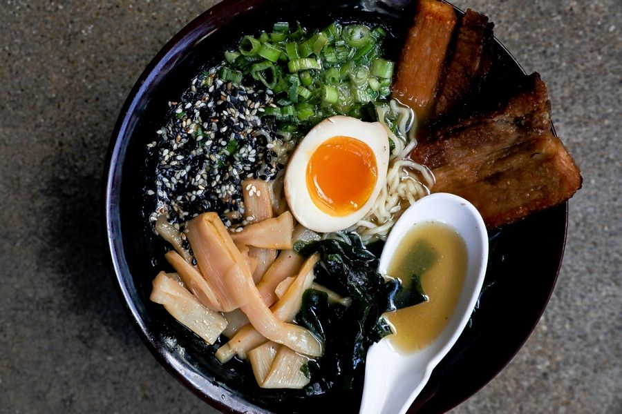 Ramen is a staple at the newly renamed Tokio Asian Fusion in Schaumburg.