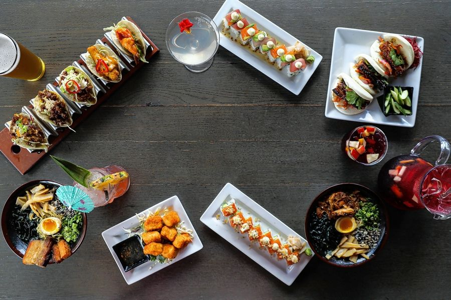 Diners will find new items on the menu at the renamed Tokio Asian Fusion in Schaumburg.