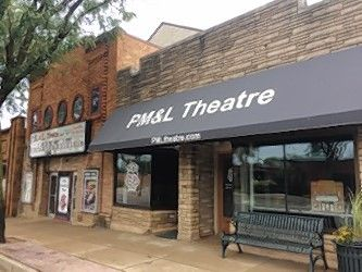 An exterior facelift of the PM&L Theatre in downtown Antioch will include a three-dimenional marquee.