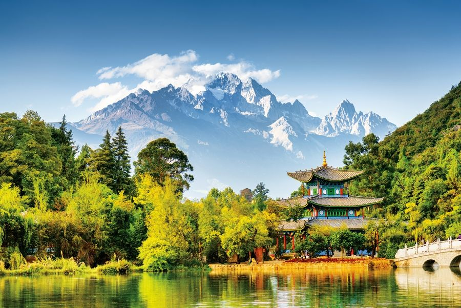 The College of Lake County's 2020 study-abroad ventures include a semester at Yunnan International University in Kunming, China.