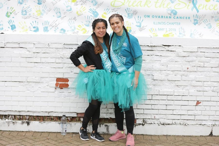 Wood Dale Teen Credits Teal Take Early Action And Live For Early Diagnosis Of Ovarian Cancer