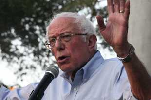 The GAO report was commissioned in 2016 by Sen. Bernie Sanders, I-Vt., who sits on the Senate Budget Committee, after he met with people from McDowell County, West Virginia, where the life expectancy is 64 years, according to the senator's aides. Associated Press File Photo