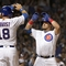 Chicago Cubs keep pace in races with win