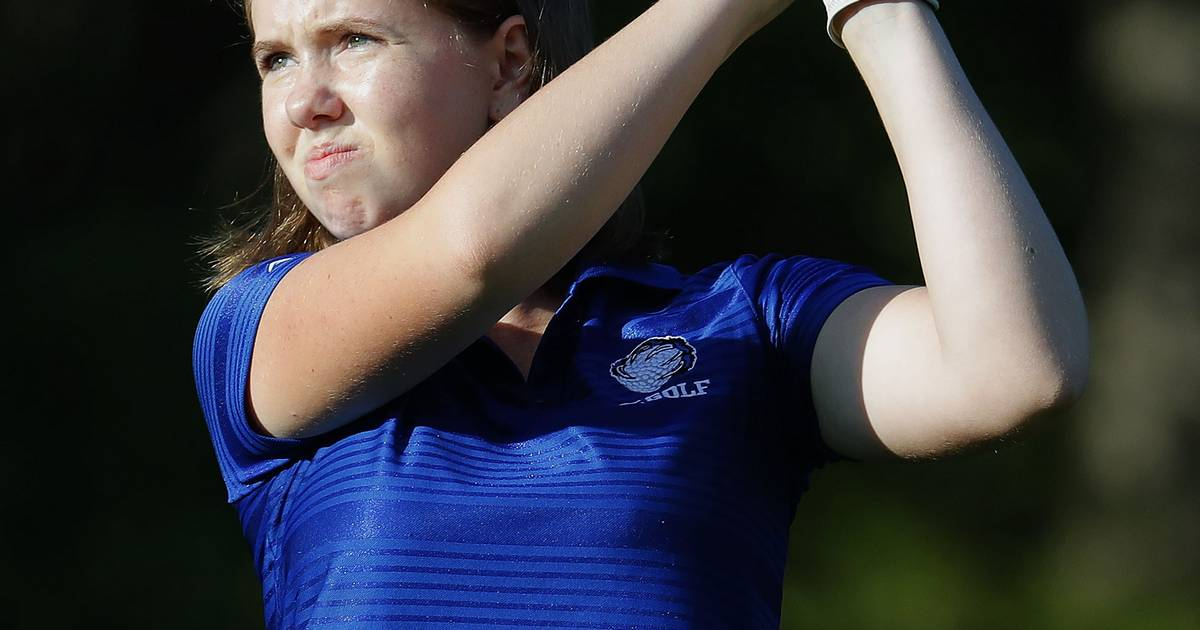 Girls golf: It's a win for LZ, Wynstone duo at Ivanhoe