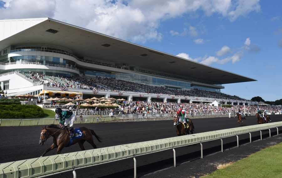 Churchill Downs Inc. has said it plans to keep Arlington International Racecourse in Arlington Heights in operation until at least 2021, but the Illinois Racing Board wants a long-term commitment.