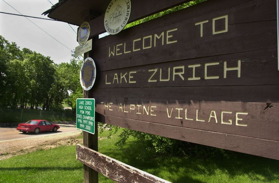 Lake Zurich won't be welcoming recreational marijuana retailers to town. The village board voted 5-1 Monday to ban sales when use and possession becomes legal in Illinois on Jan. 1.