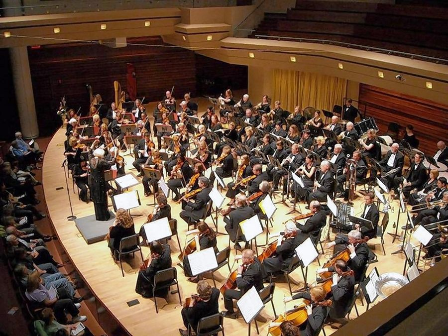 The DuPage Symphony Orchestra's 2019-20 season will feature an array of familiar orchestral masterpieces as well as a Family Concerts for Halloween and the winter holidays.