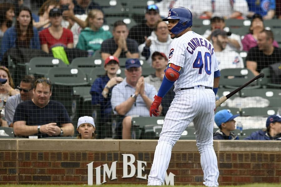online store dbe8a d6b4c Rozner: Chicago Cubs limping to finish after brutal weekend