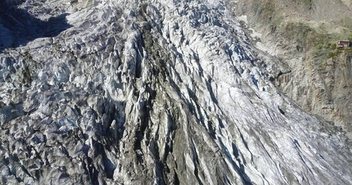 Gletser Planpincieux Mencair Cepat, Jalur Hiking Populer ke Mont Blanc Ditutup