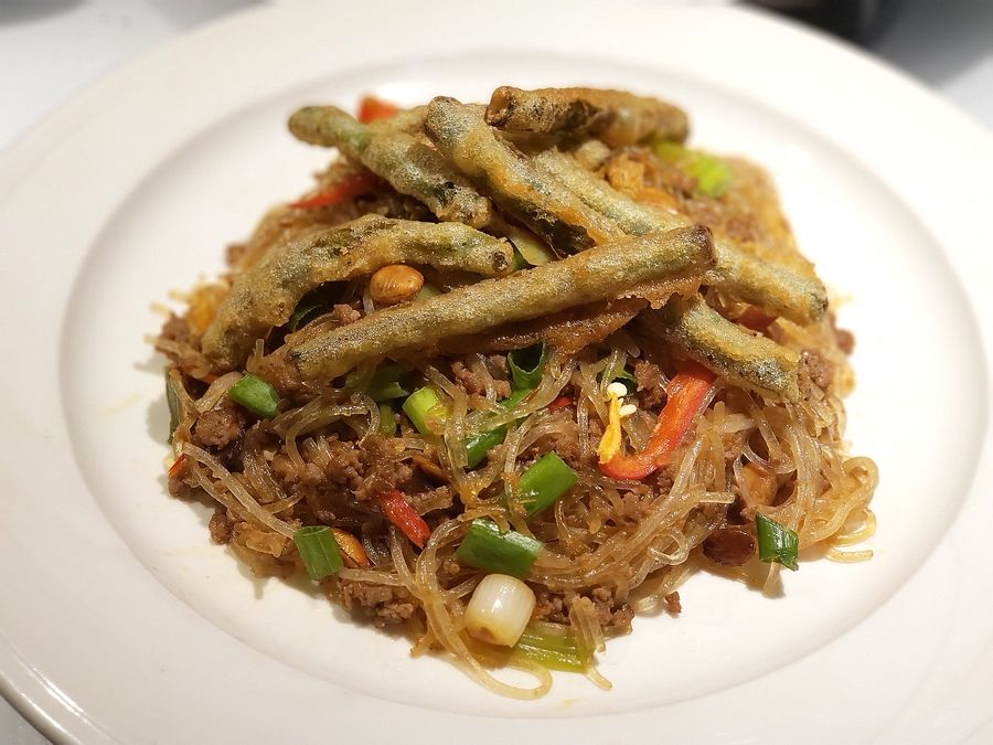 Cook of the Week Challenge contestant Alex Marsalek made Sweet and Spicy Asian Stir Fry.