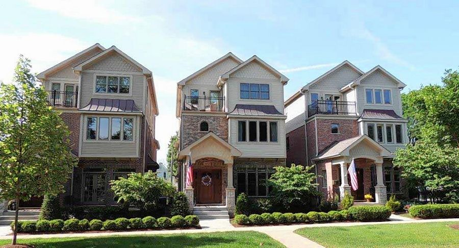 City Homes of North Wheaton is attracting many empty-nesters for whom travel is a priority. The low-maintenance lifestyle appeals to them.