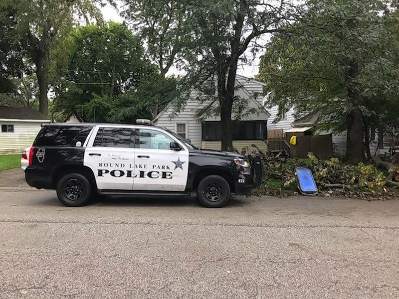 One man was killed and three others injured when a man opened fire at a family party early Sunday morning at a home in Round Lake Park.