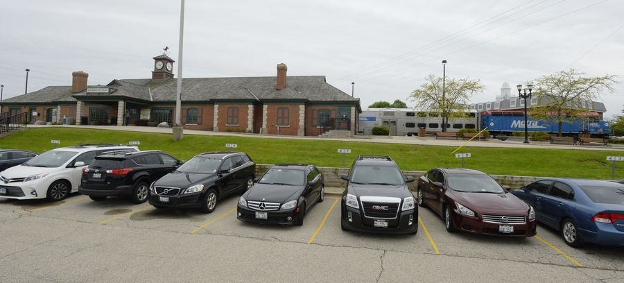 An assortment of changes go into effect Tuesday for the commuter parking at Barrington's Metra station, including higher daily fees, a new way of paying and the launch of a premium parking program.