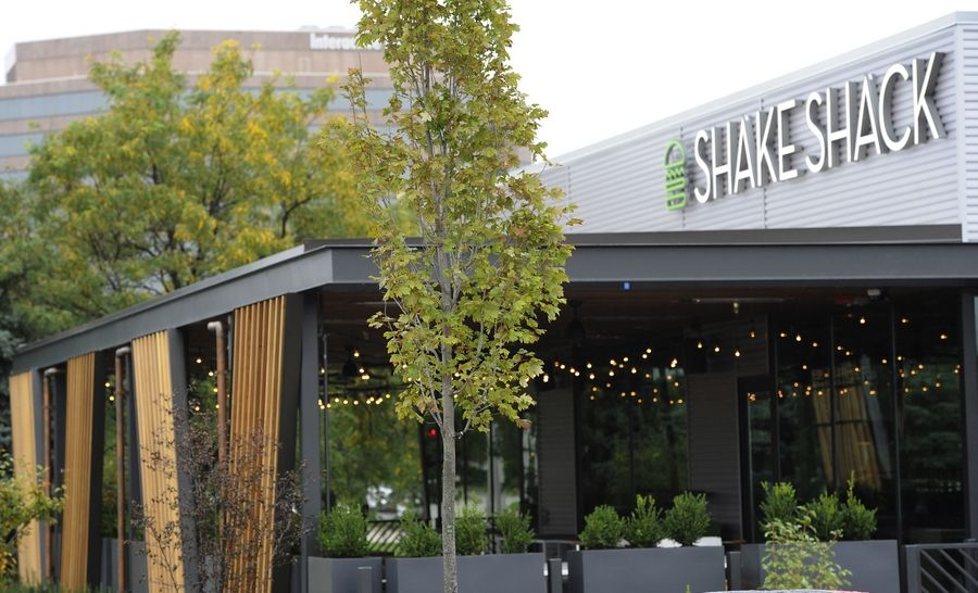 Shake Shack's Schaumburg store opening Tuesday will be the latest location in the suburbs.