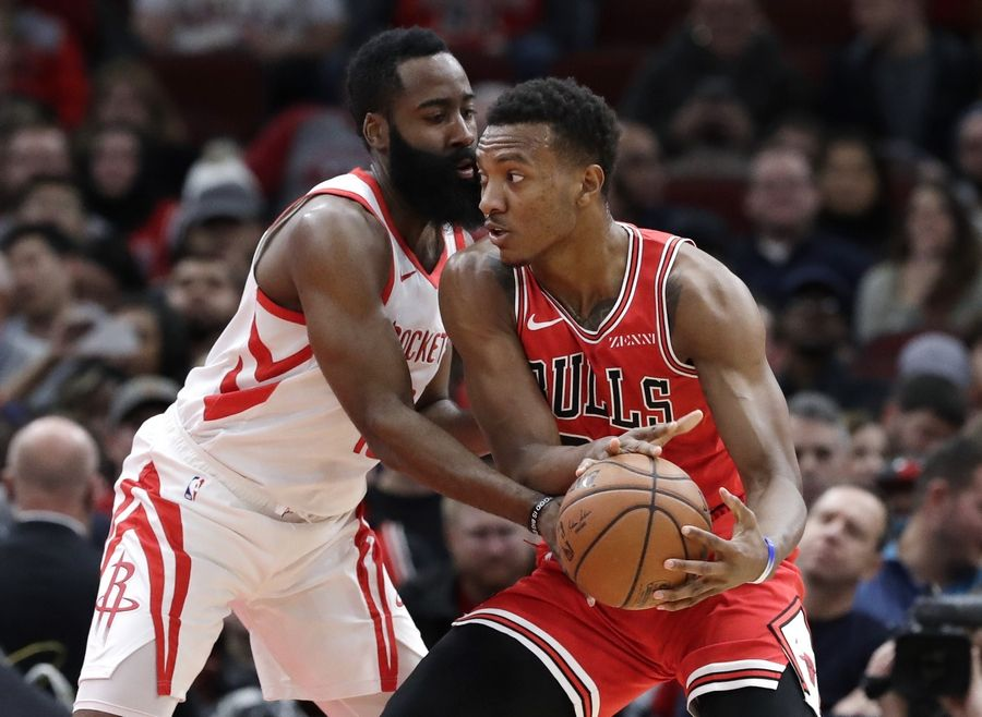 Wendell Carter returned to practice Wednesday after turning his left ankle on the opening day of Bulls training camp. After two surgeries earlier this year, Carter says he's feeling better than he has in a long time.